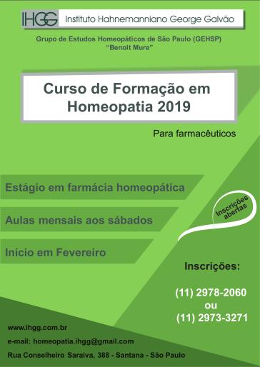 poster a3 curso formação homeopatia farmaceuticos